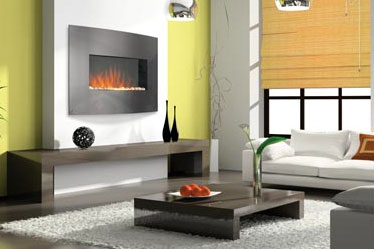 Napoleon EFC32 Curved Electric Fireplace