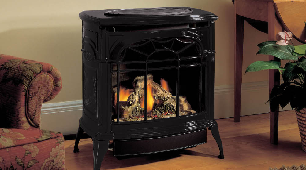 Vermont Castings Stardance® Vent Free Gas Stove