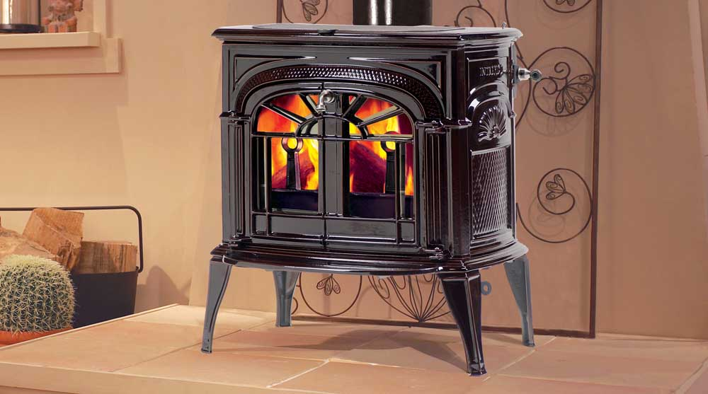 Vermont Castings Intrepid II® Catalytic Wood Burning Stove