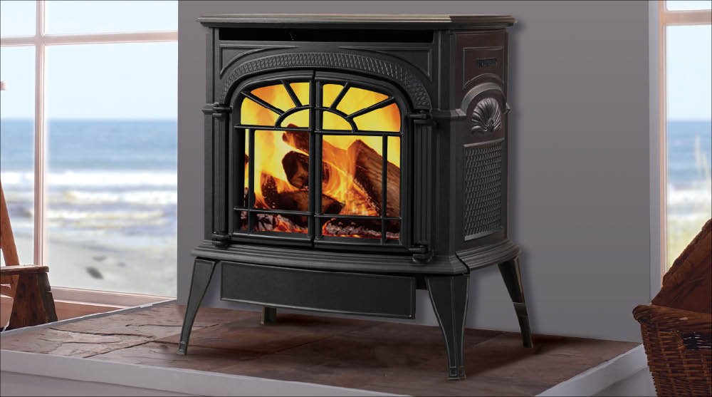 Vermont Castings Intrepid® Direct Vent Gas Stove