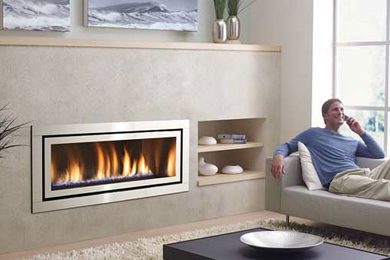 Regency Horizon™ HZ54E Large Gas Fireplace
