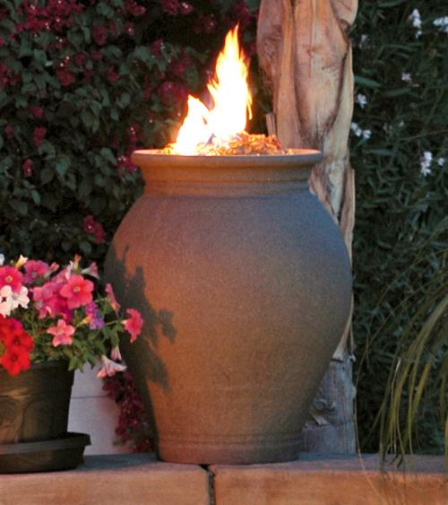 Fire Urn:  Amphora