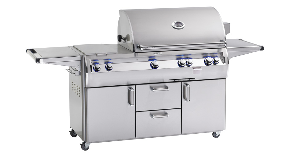 Fire Magic Premium Outdoor Grills:  Echelon Diamond E790