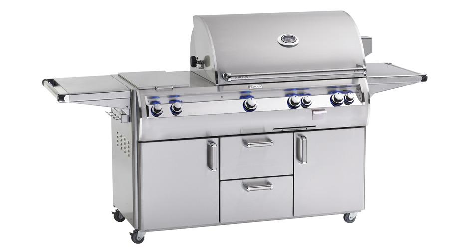 Fire Magic Premium Outdoor Grills:  Echelon Diamond E790