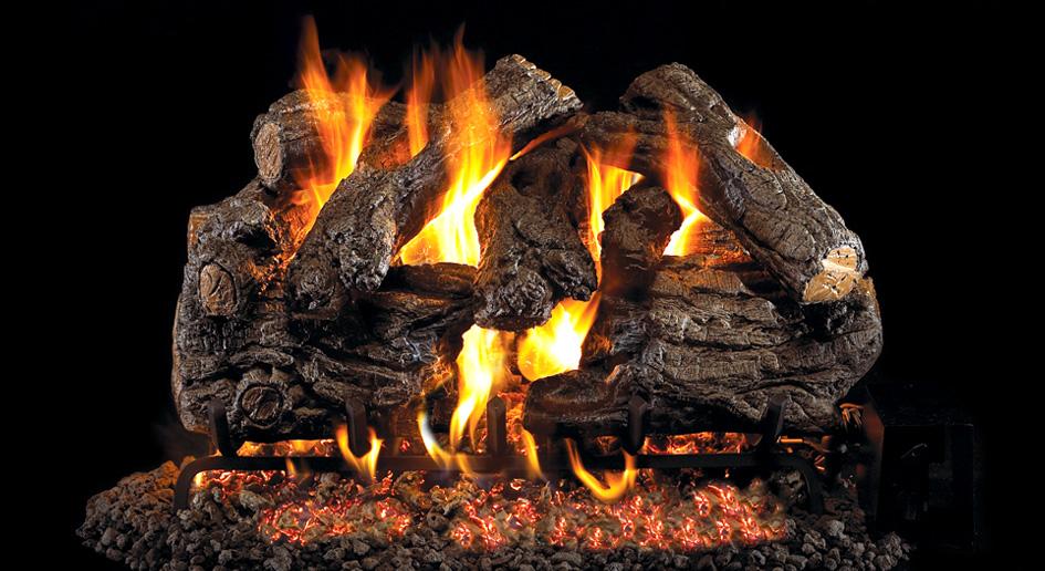 Burnt Heritage Oak