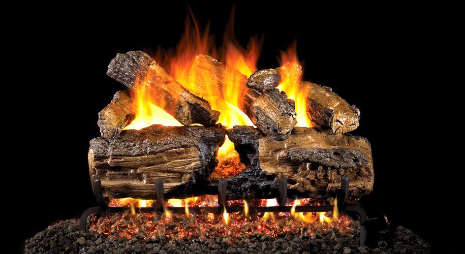 Burnt Split Oak