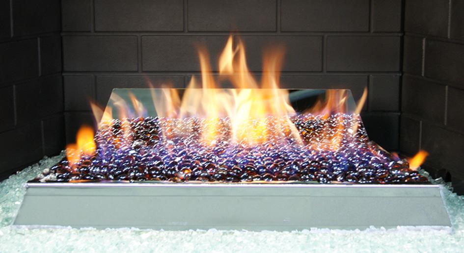 G21 Vent Free Contemporary Burner System